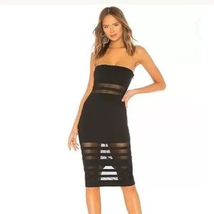 By the way black dress size S